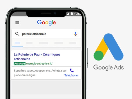 COMMENT FONCTIONNE GOOGLE ADS ?